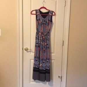 Maxi dress from Talbots